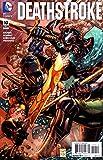 DEATHSTROKE #10 ((Regular Tony S. Daniel Cover)) - DC Comics - 2015