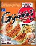 Ajinomoto Japanese Chicken and Vegetable Dumpling Gyoza, 600 g (Frozen)