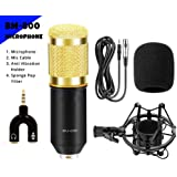 DEVICE OF URBAN INFOTECH BM 800 Professional Condenser Dynamic Microphone Set for Studio Recording, Radio Broadcasting…