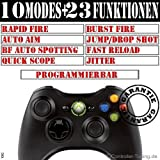 10 MODE XBOX 360 DROP SHOT RAPID FIRE CONTROLLER