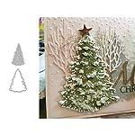 Weihnachten Stanzschablone Weihnachtsbaum Stanzbögen Stanzmaschine Stanzformen für Scrapbooking Kartenbastel
