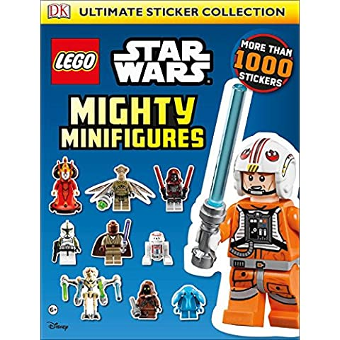 Lego Star Wars: Mighty Minifigures (DK Ultimate Sticker Collections)