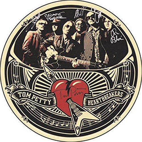 Tom Petty Aufkleber Sticker Musik Rock-Bands Größe ca. 10 cm (Musik-toms)