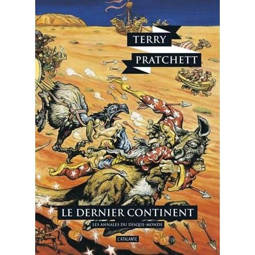 Les annales du Disque-Monde, Tome 22 : Le dernier continent