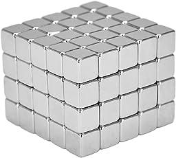 Hochwertige 50 Mini-Magnete Stark 5 X 1 Mm