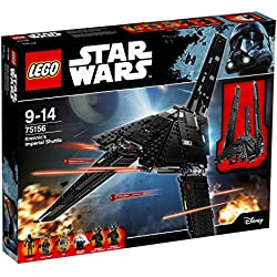 LEGO Star Wars - Krennic's Imperial Shuttle - 75156 - Jeu de Construction