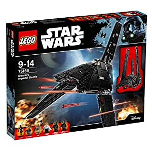 LEGO STAR WARS - Lanzadera Imperial de Krennic (75156) 18