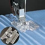 honeysew 9mm Biesenfuß mit Stitch Guide für Pfaff 820776096