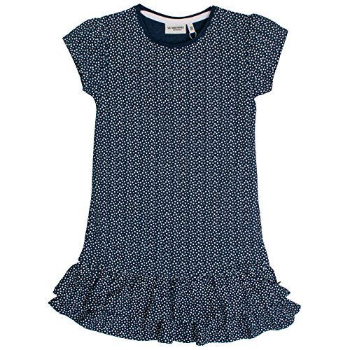 Salt & Pepper Girl's Wonderful Allover Dress
