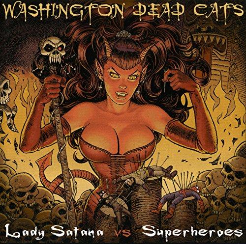 Lady Satana V/S Super Heroes