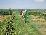 Arndt Verde Giardino recinto 20m X 80cm Polli recinzione + 12Paletti recinzione Galline Pollame recinzione giardino