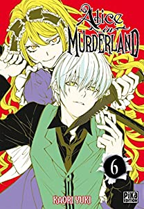 Alice in Murderland Edition simple Tome 6
