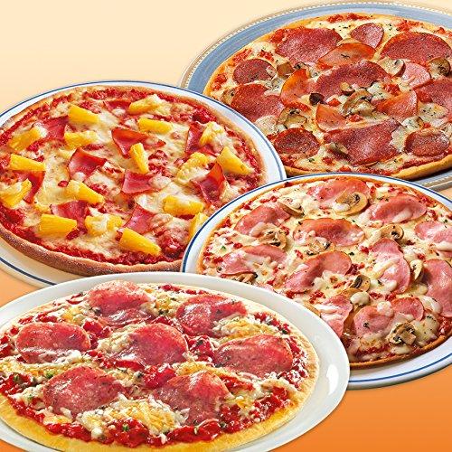 Besser Steinofen-Pizza-Sortiment; 1440 g, 4 Stück