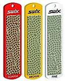SWIX Diamantfeilen-Set 100 (grob-medium-fein)