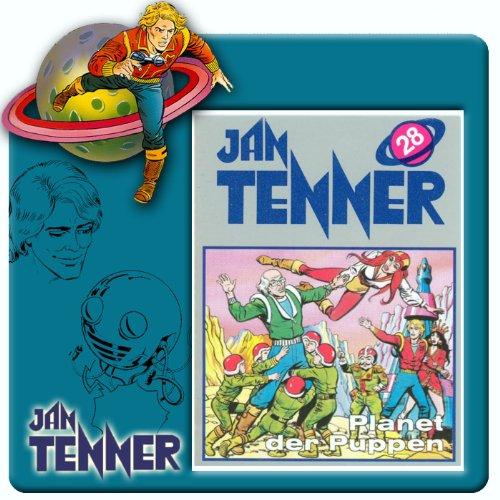 Folge 28 - Planet der Puppen von Jan Tenner bei Amazon Music - Amazon.de