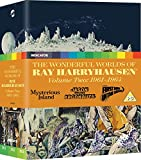 The Wonderful Worlds Of Ray Harryhausen, Volume 2: 1961-1964 (Dual Format Limited Edition) [Blu-ray] [Region Free]
