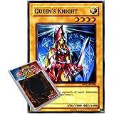 YuGiOh : DPYG-EN003 1st Ed Queen's Knight Common Card - ( Yugi Duelist Pack Yu-Gi-Oh! Single Card )