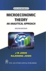 Microeconomic Theory: An Analytical Approach