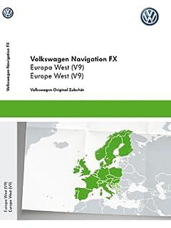 upscreen Matt Schutzfolie f/ür Volkswagen RNS-315 Navigationssystem Anti-Fingerprint Entspiegelt Anti-Reflex