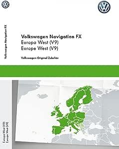 Original Volkswagen Sd Card Navigation V9 Europe Rns 310 Navigation System Fx Navigation Software Vw Update 3c8051884da Auto