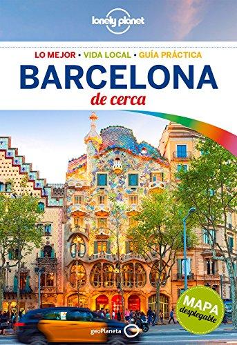 Barcelona de cerca (Guías De cerca Lonely Planet)