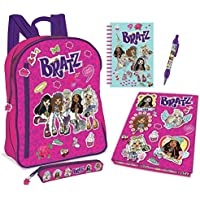 Bratz Filled Backpack (Pink)