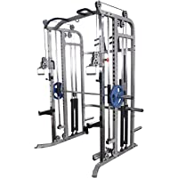 We R Sports Commercial Power Rack Gym Crossfit Power Cage Pull Ups Smith Machine
