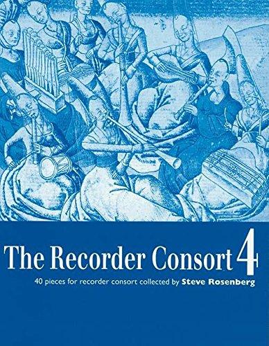 Recorder Consort 4 Flûte a Bec