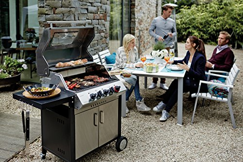 Enders Gasgrill Simple Clean : Enders gasgrill kansas k pro turbo« black kw mit