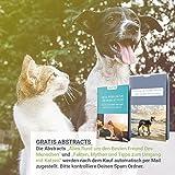 Fell-Pflege Gummi-Striegel von PetPäl für Hunde & Katzen mit Massage-Effekt in Salon Qualität - 7