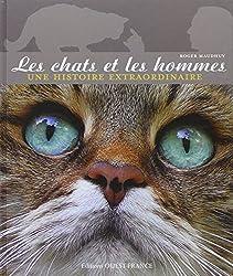 Les chats et les hommes, une histoire extraordinaire