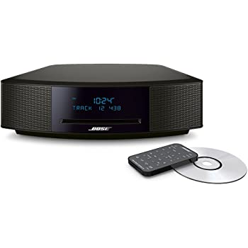 bose wave music system iv schwarz audio hifi. Black Bedroom Furniture Sets. Home Design Ideas