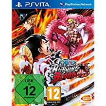 One Piece Burning Blood - [PlayStation Vita]