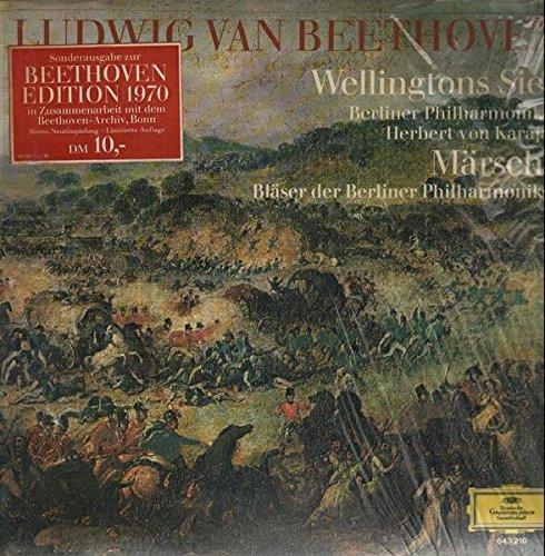 Wellingtons Sieg, Märsche, Berliner Philharmoniker -