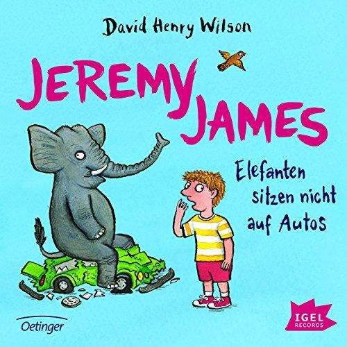 Auto-doktor (Jeremy James: Elefanten sitzen nicht auf Autos)
