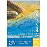 Pastel Paper A3 Pad Assorted Tints by Winsor & Newton