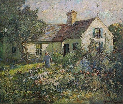 OdsanArt 30,48 cm x 25,4 cm dopo la 'A impressionismo