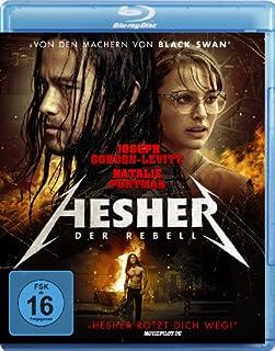 Hesher - Der Rebell - Lenticular Edition [Blu-ray]