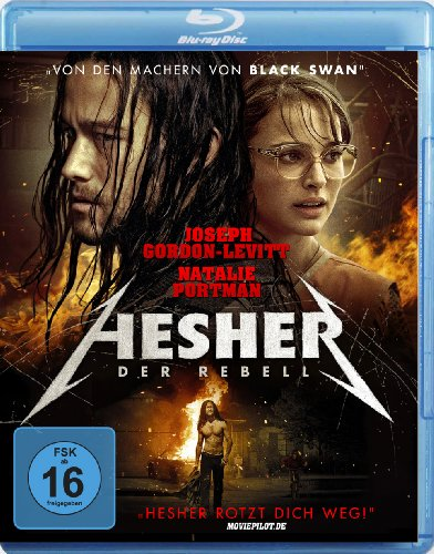 Hesher - Der Rebell - Lenticular Edition [Blu-ray]