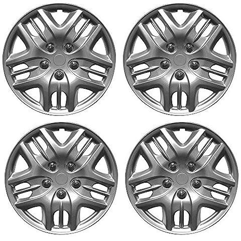 HONDA JAZZ Car Wheel Trims Hub Caps Plastic Covers Phantom 14