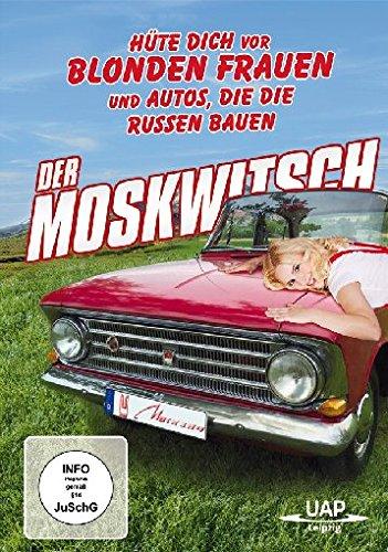Der Moskwitsch - Hüte Dich vor blonden Frauen und Autos, die die Russen bauen (Russischen Hut Für Frauen)
