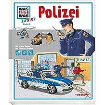 WAS IST WAS Junior Band 9. Polizei: Wie ermittelt die Kripo? Welche Spuren führen zum Täter?