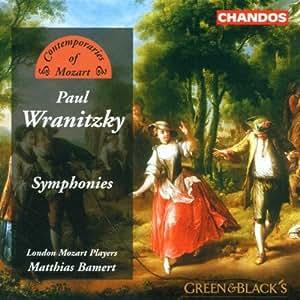 Paul Wranitzky: Symphonies