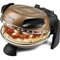 G3Ferrari G1000608 Delizia Bougie à pizza en métal laqué Cuivré 1200