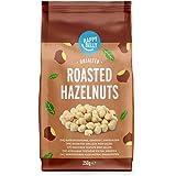 Amazon-merk: Happy Belly hazelnoten, geroosterd & ongezouten 6x250g