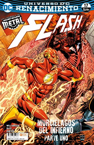 Flash núm. 31/ 17 (Renacimiento) (Flash (Nuevo Universo DC)) por Joshua Williamson
