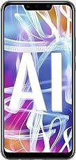 HUAWEI Mate20 lite Dual Nano-SIM Smartphone BUNDLE (16 cm (6.3 Zoll), 64 GB interner Speicher, 4 GB RAM, 20 MP + 2 MP Kamera, Android 8.1, EMUI 8.2) Schwarz + gratis Intenso 16 GB Speicherkarte [Exklusiv bei Amazon] - Deutsche Version