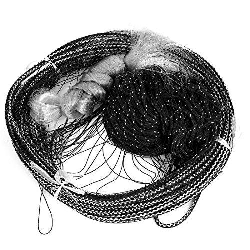 nder greifen-Loch 30mx1.8m Angeln Netting Gill Net Fische für Fischer Tackle (Fischer Net)