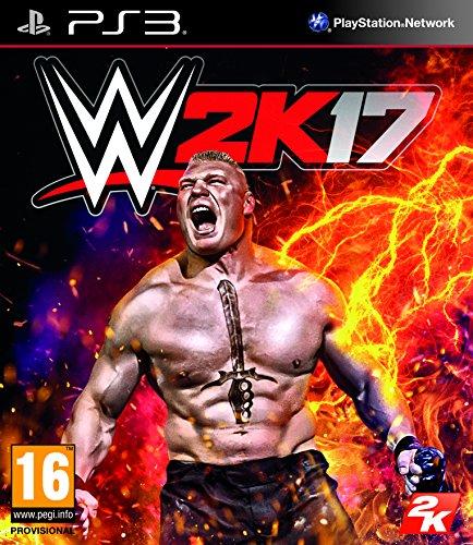 Wwe-360-spiele (WWE 2K17 (PS3) (輸入版))