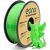 Amazon Brand-Eono Silk PLA Filamento para Impresora 3D, 1.75mm(± 0.03 mm), 1kg filamento de pla verde seda.